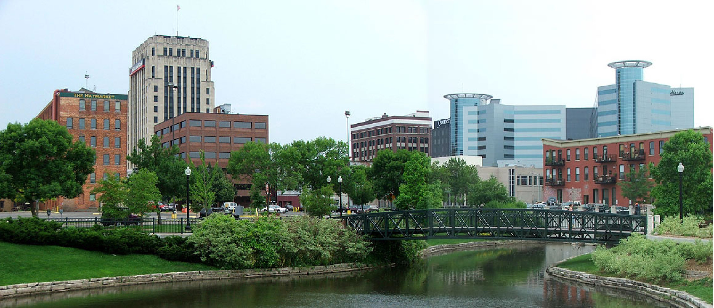 Kalamazoo, Michigan (Mxobe/Wikimedia Commons, Creative Commons)
