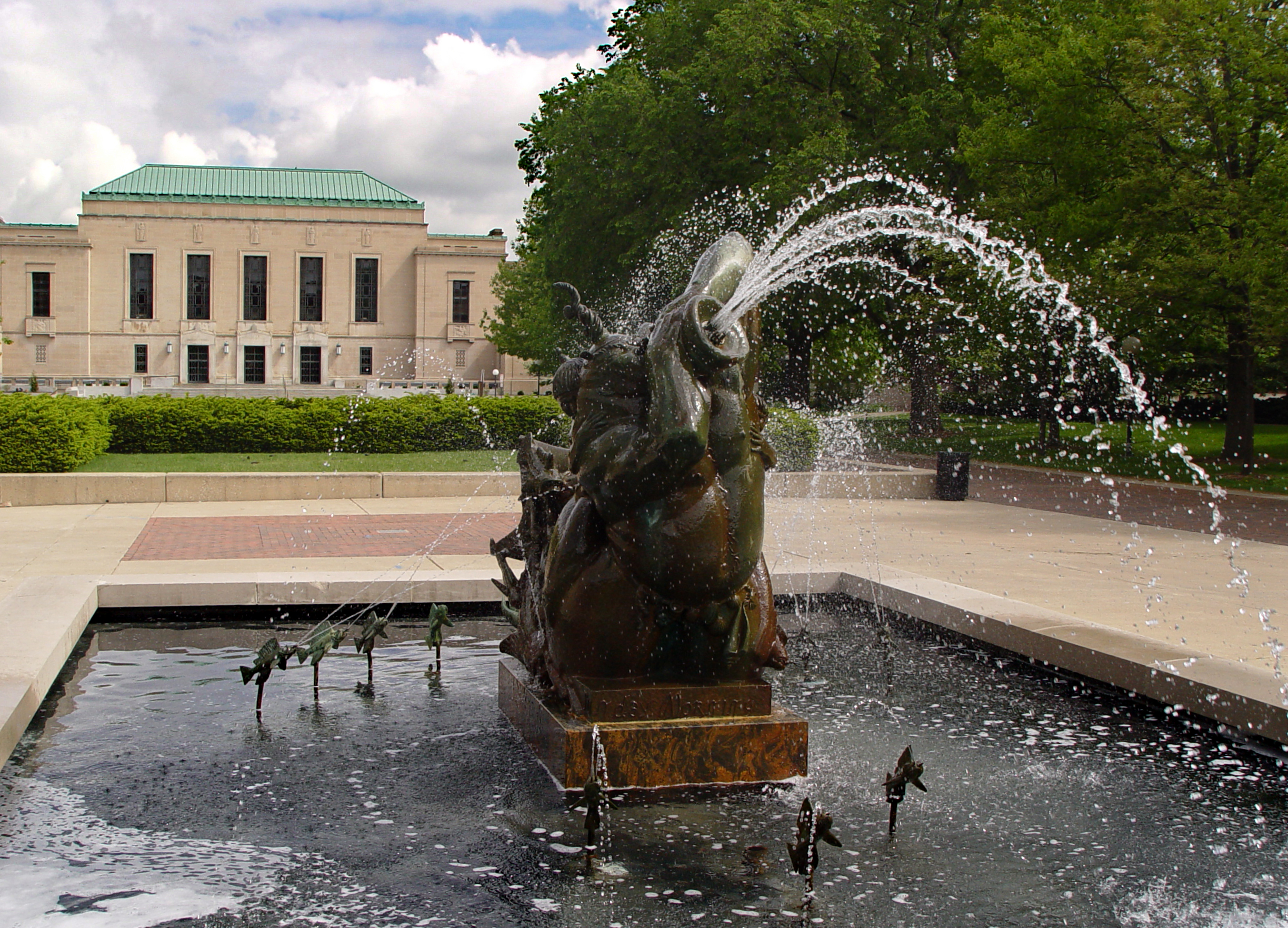 University of Michigan, Ann Arbor (Thomas Rumley/Wikimedia Commons, Creative Commons)