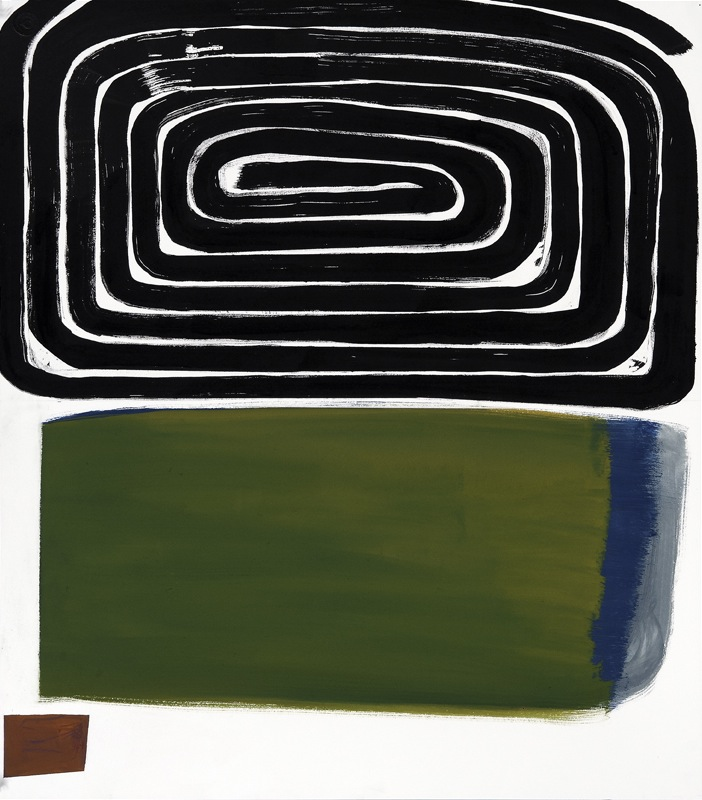 Green Field / Spiral