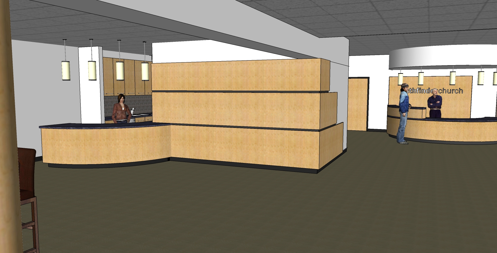 Phase Three: Asbury Room