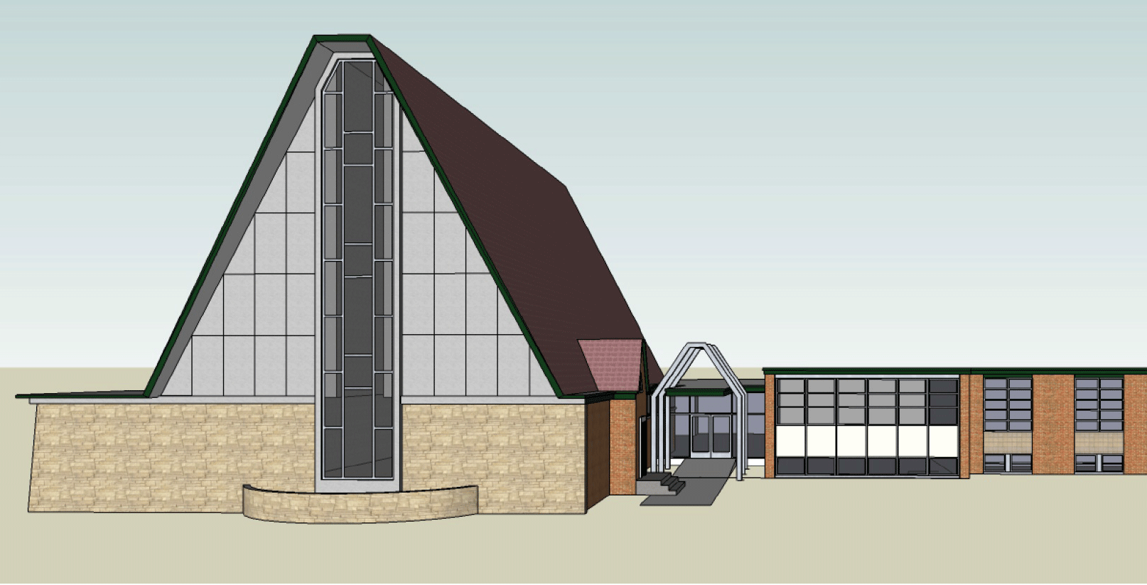 Phase Four: Building Exterior