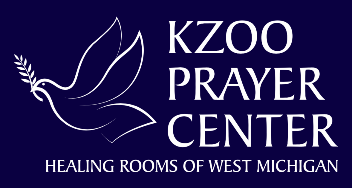 HEALING PRAYER TRAINING  available from the Kzoo Prayer Center.   The training includes teachings on the The Biblical Basis for Healing, A Model for Healing Prayer, Roadblocks to Healing, and The Authority and Anointing of the Believer.  Direct questions regarding this training or our ministry to  Prayer@KzooPrayer.org .   Register through our website at  KzooPrayer.org  .