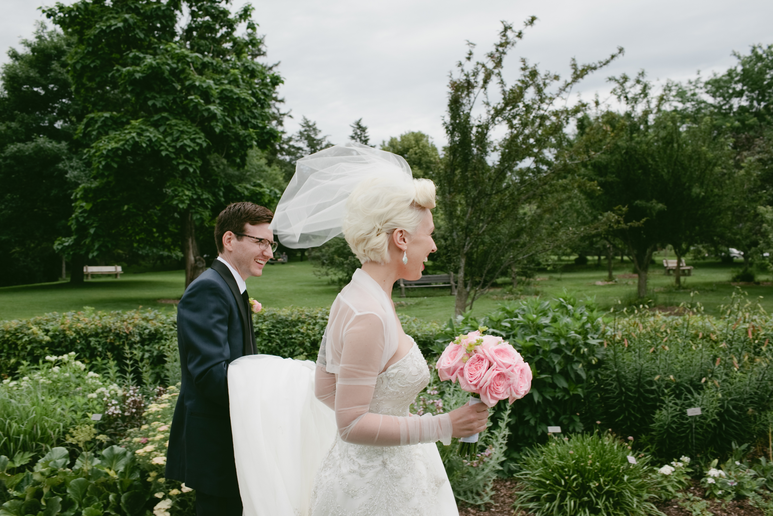Rose Garden in Minneapolis, MN