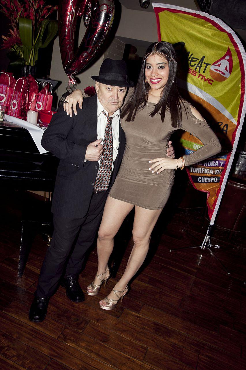 Actor, Comedian: Angel Salazar