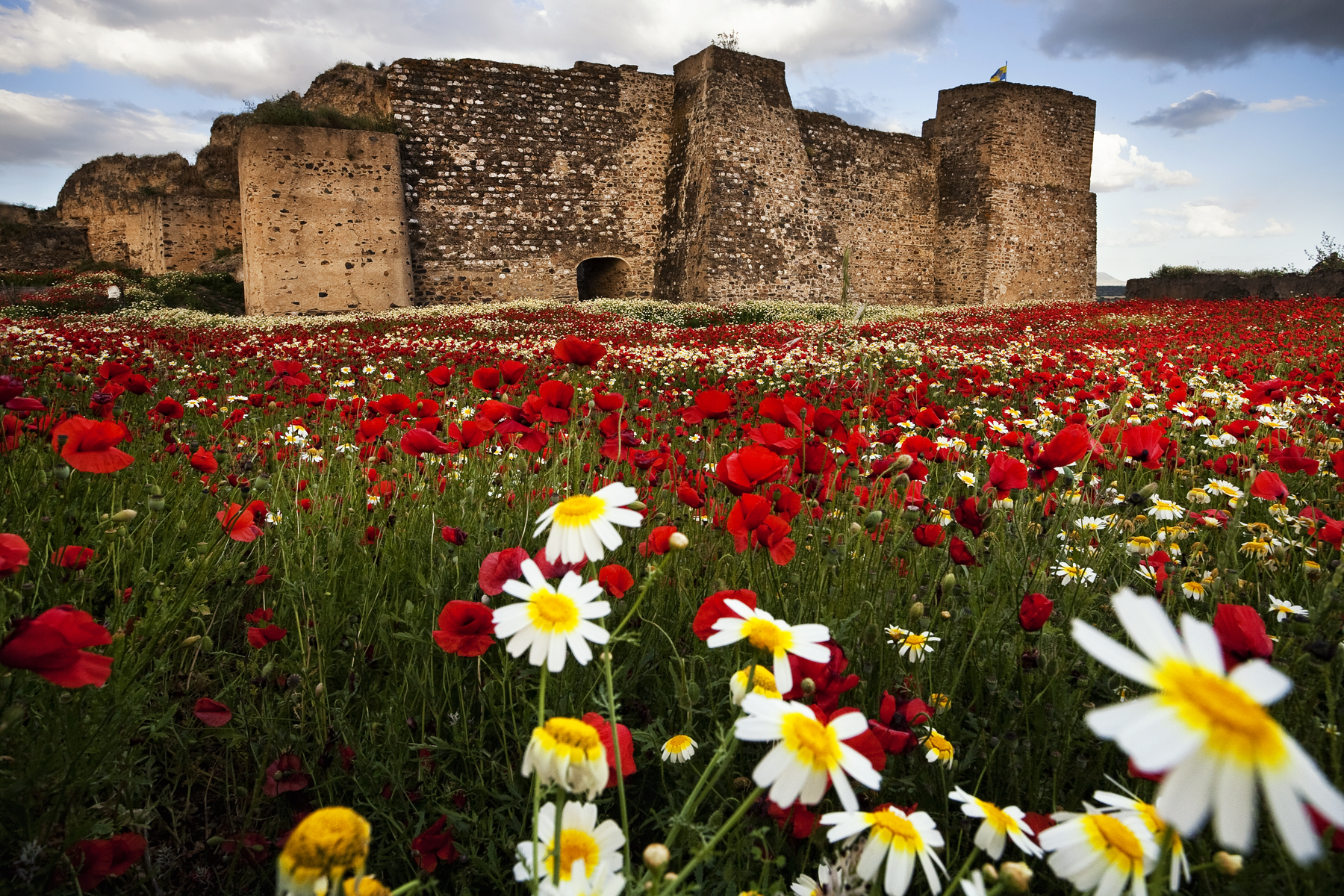 castelo de juromenha, portugal
