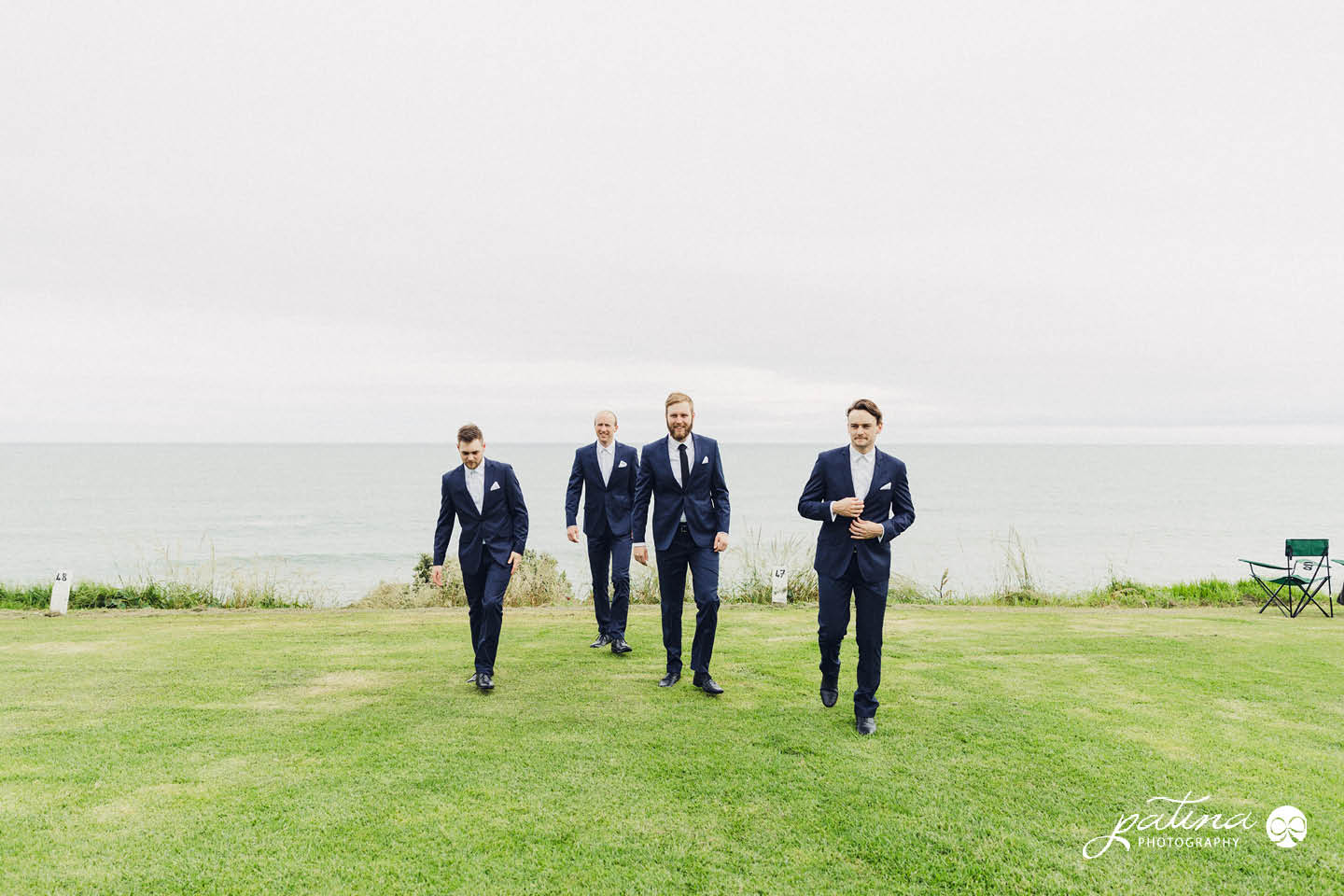 Candid groom wedding photos