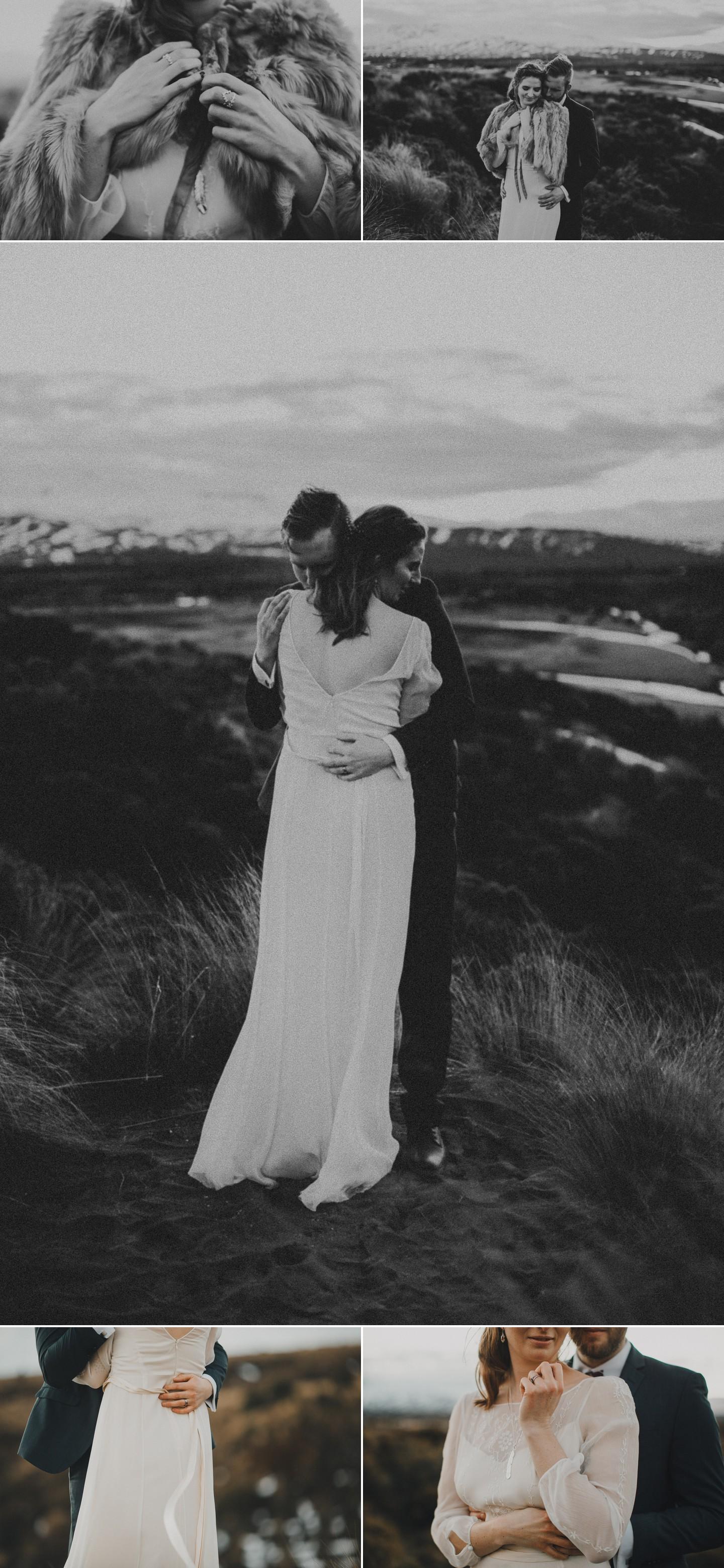 Queenstown elopement wedding photos