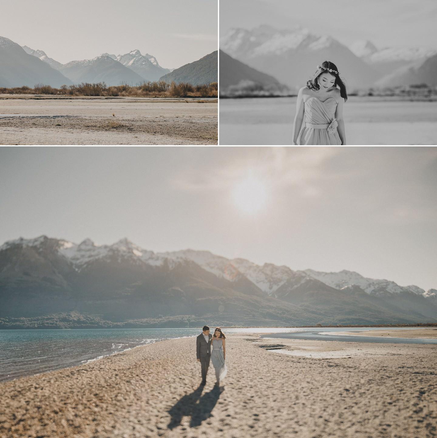 Glenorchy Pre Wedding Photography