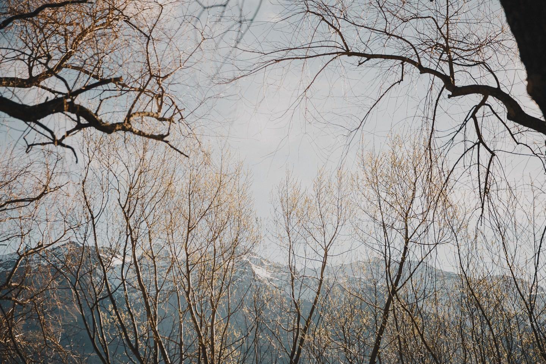 Glenorchy in winter