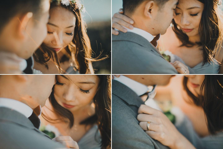Romantic Queenstown wedding photographer