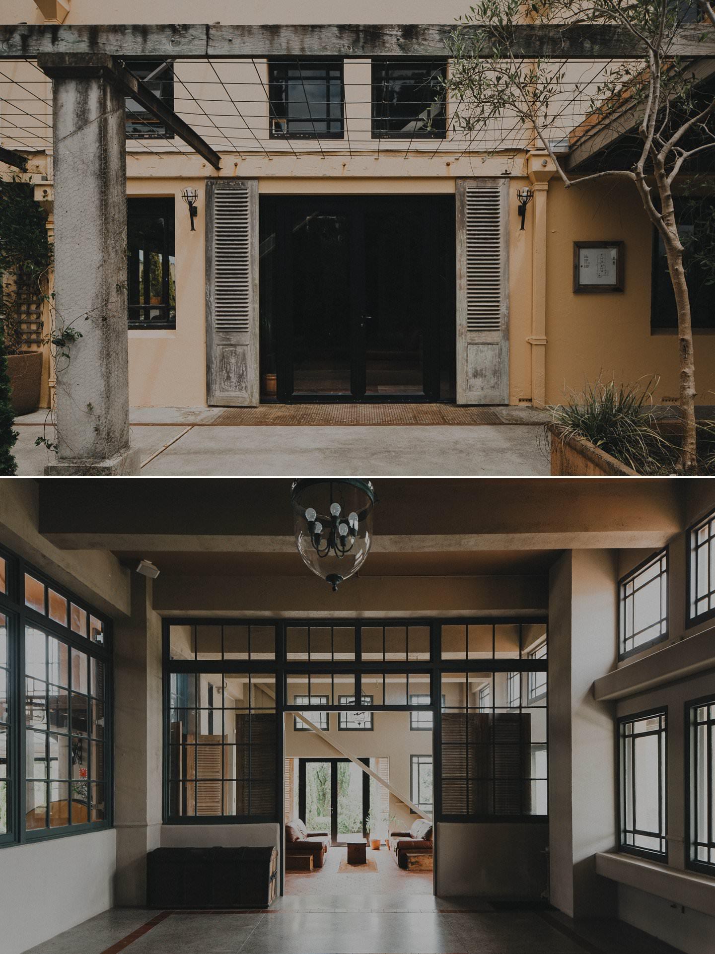 Otaki wedding venue and accommodation, the Milk Station