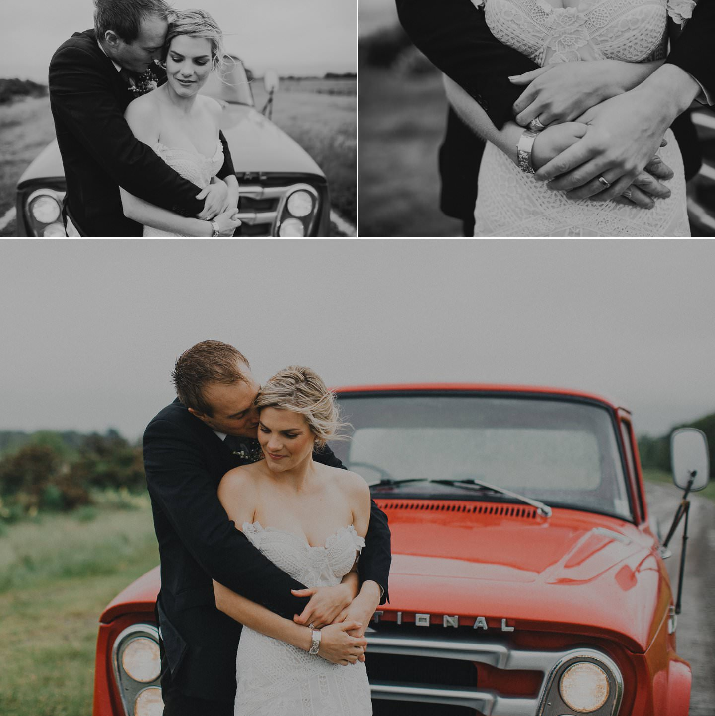 Couple photos of bride and groom