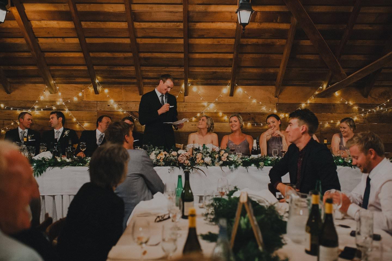 Wedding speech ideas