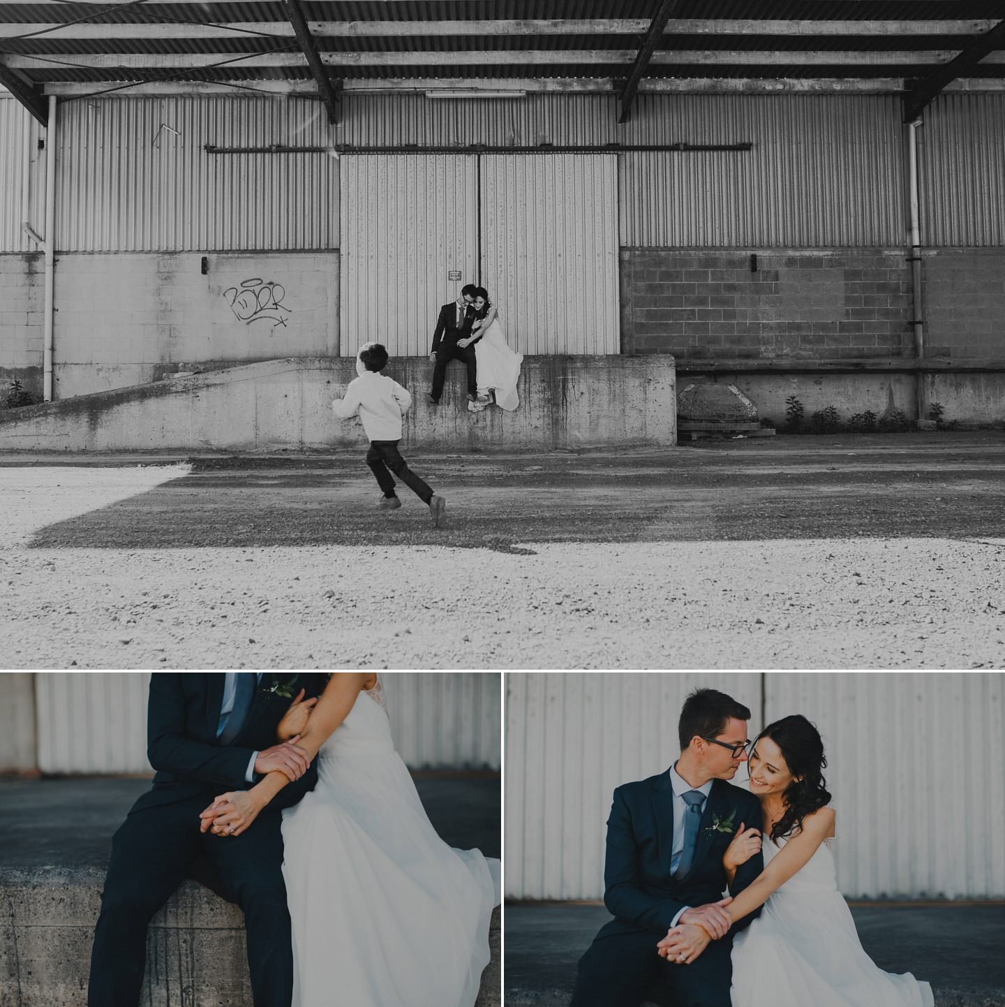 Industrial wedding venues