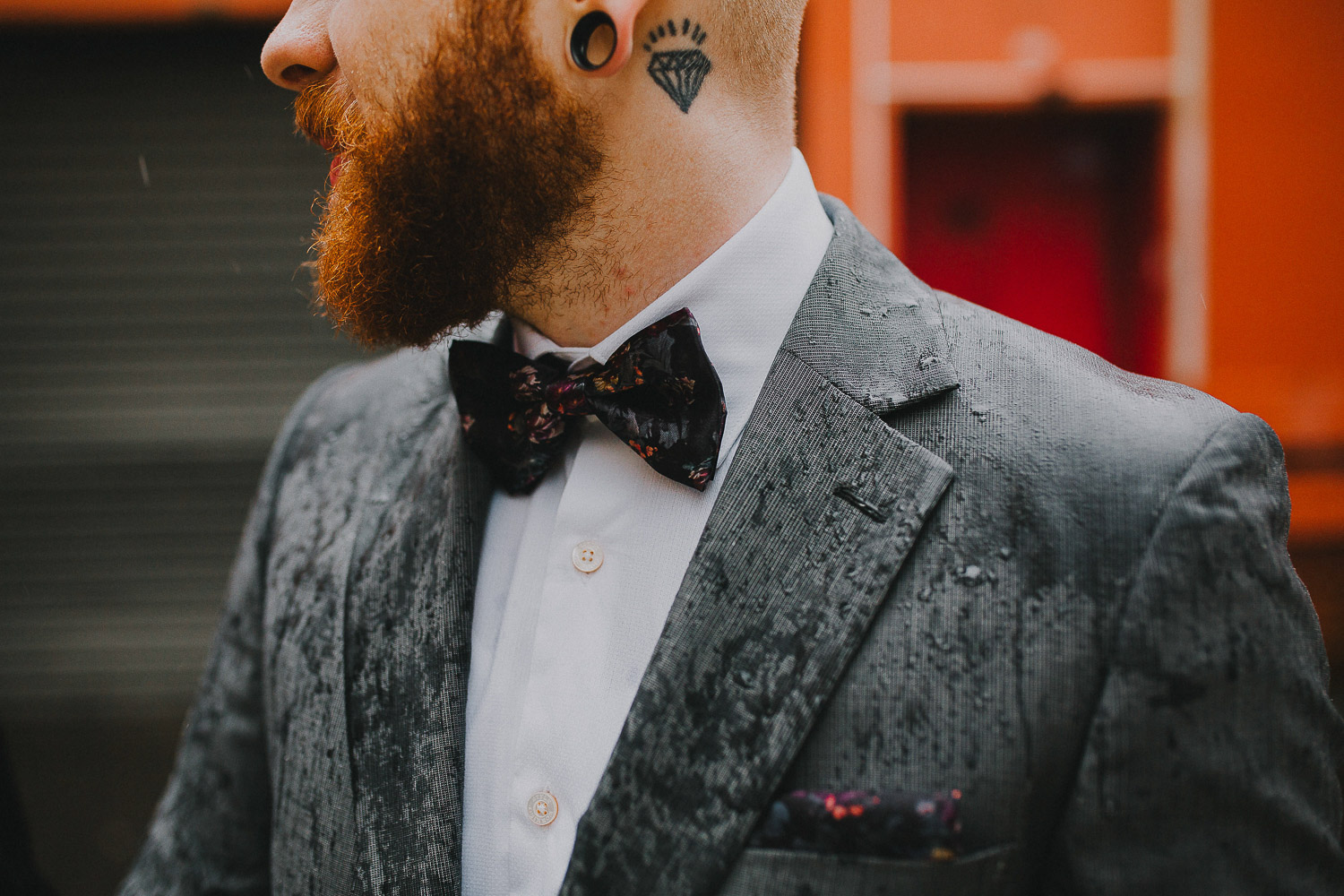 Stylish hipster groom outfit ideas