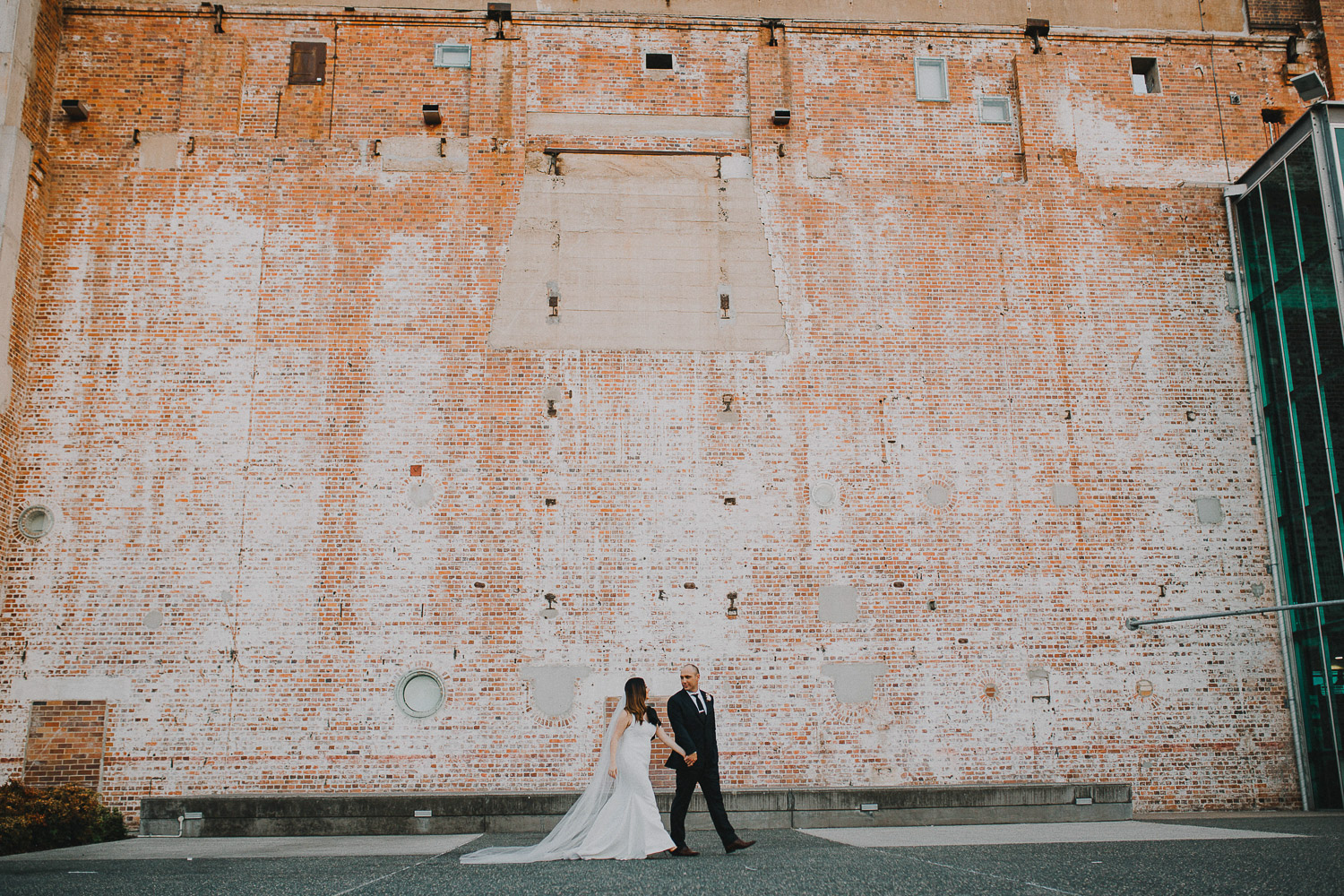 The power station brisbane wedding