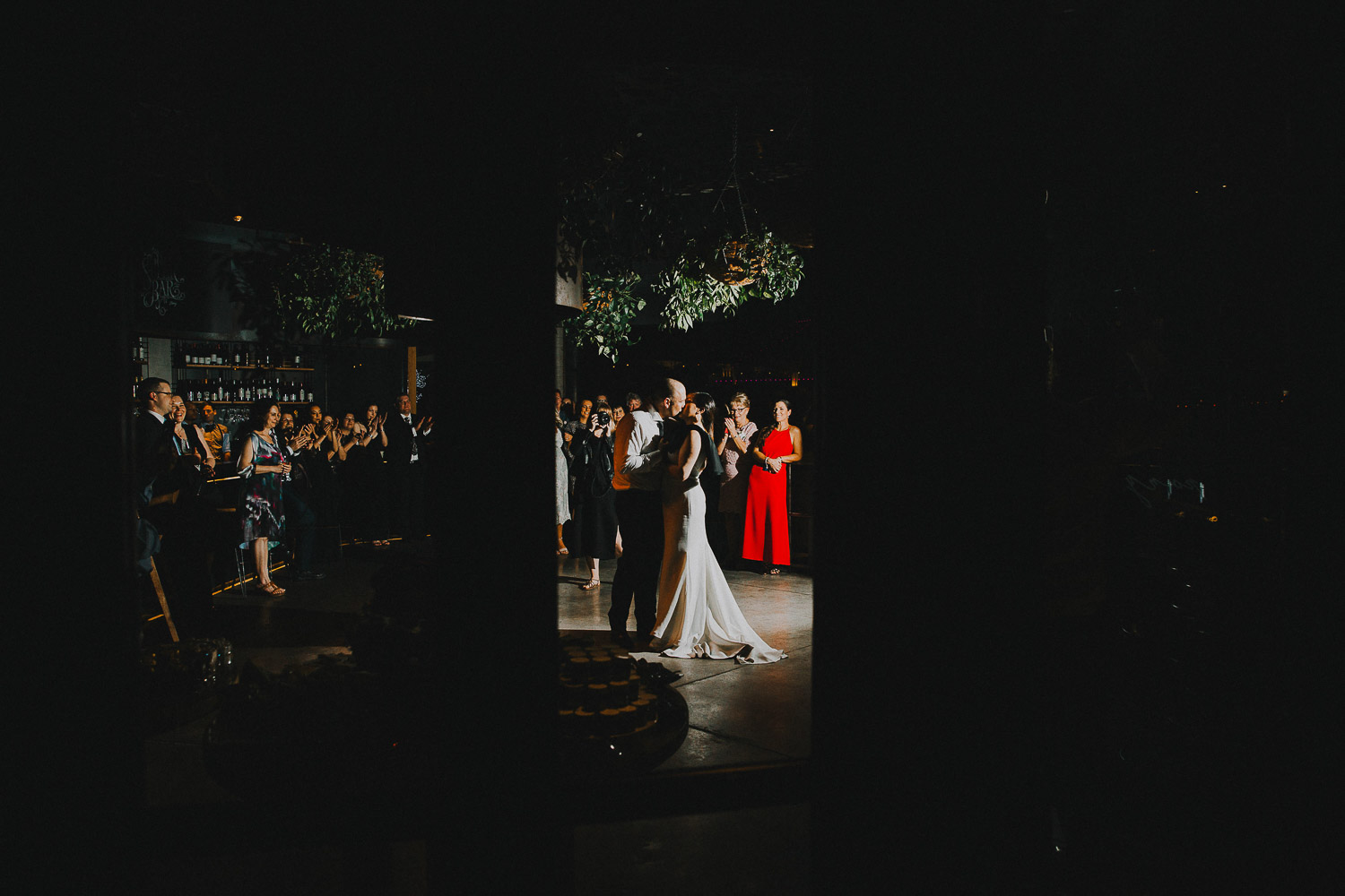 Most creative first dance photos