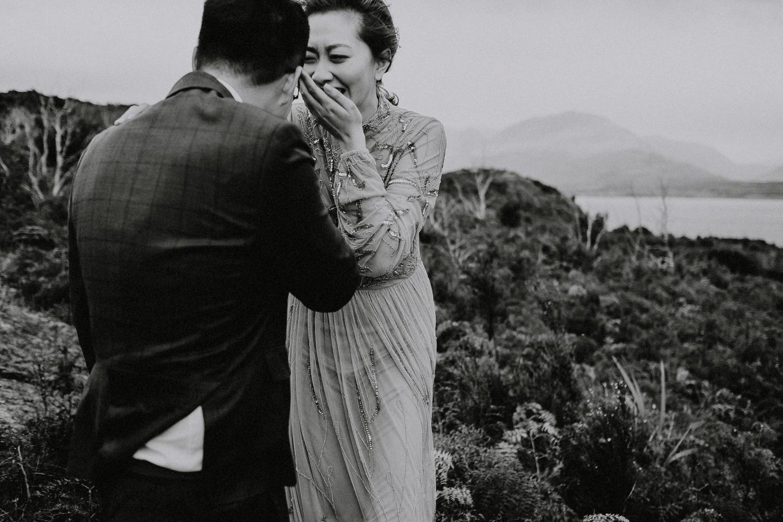 Pre-wedding photography in Queenstown New Zealand
