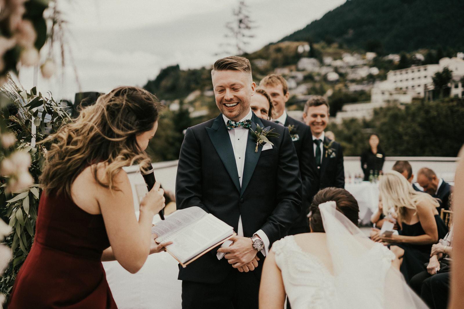 queenstown wedding celebrant