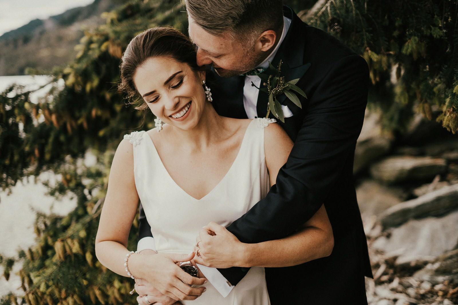 queenstown wedding video
