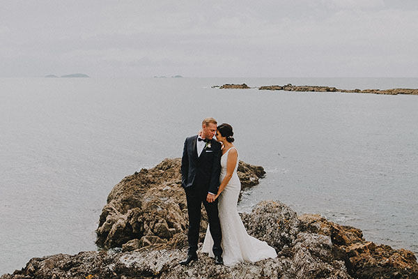- We are in love with our photos! Michelle and James captured the day perfectly and made us feel so relaxed. Our photos are spectacular and unique. They combined landscape and documentary style photos so creatively. Would highly recommend James and Michelle.—Emma + Mike