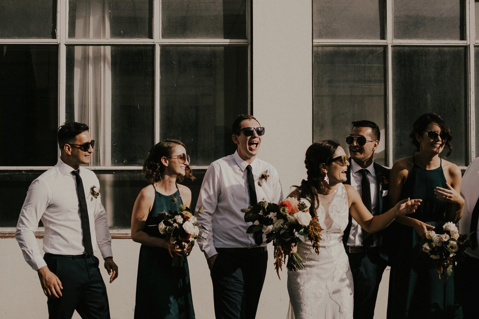 Hipster Wedding Photos New Zealand