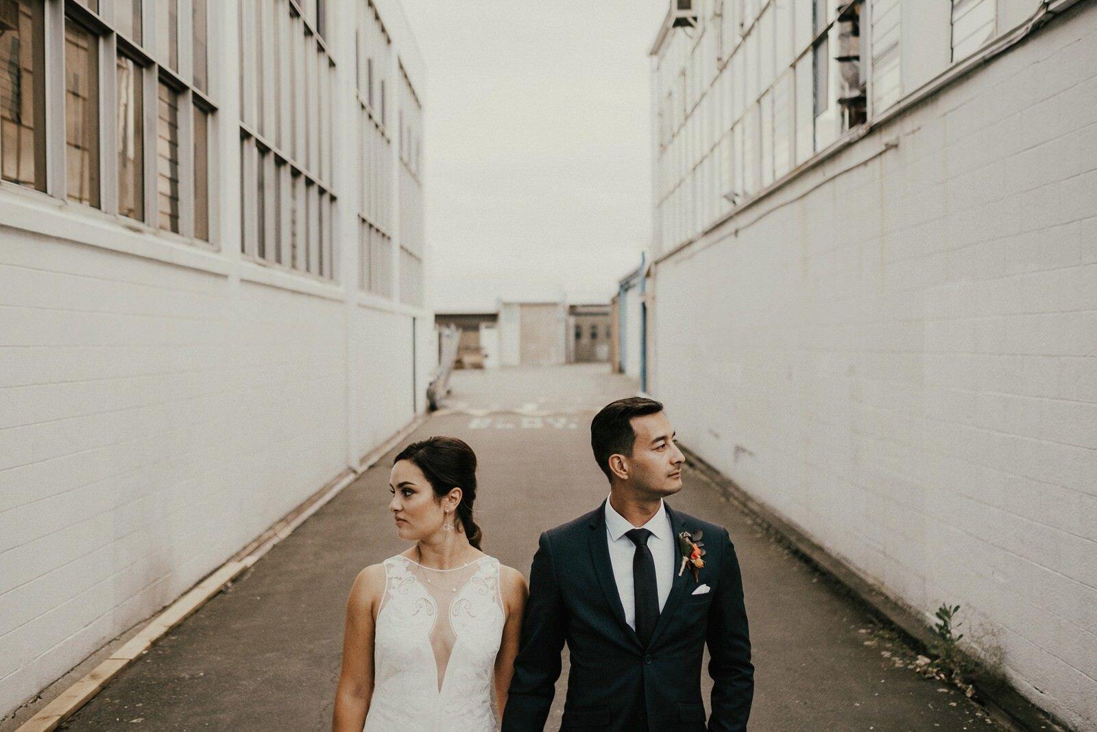Napier Wedding Photographer