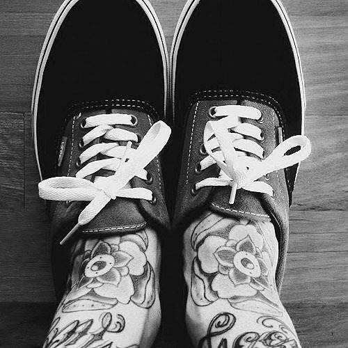 """nice shoes"""