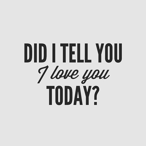 When was the last time you said this to yourself?