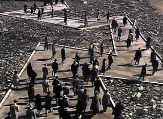 Opening scene of Joe vs. The Volcano
