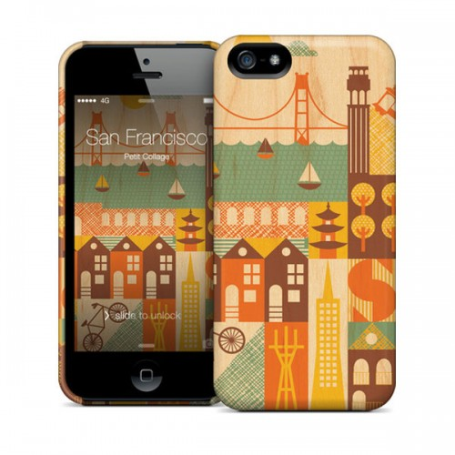San Francisco iPhone 5 Hard Case