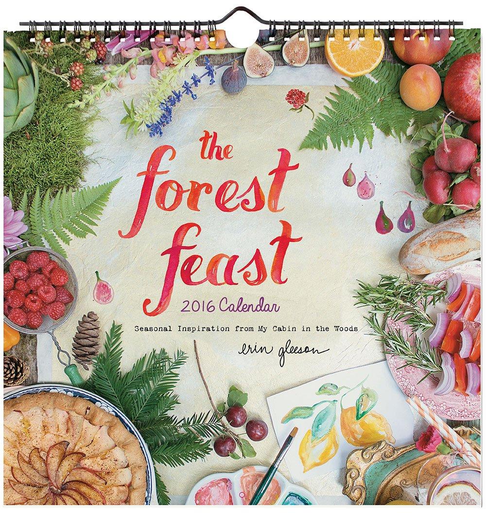 Forest Feast Calendar