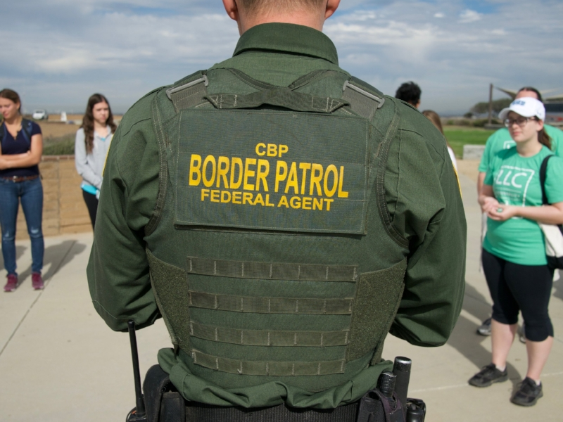 border patrol agents explain the challenges at the border