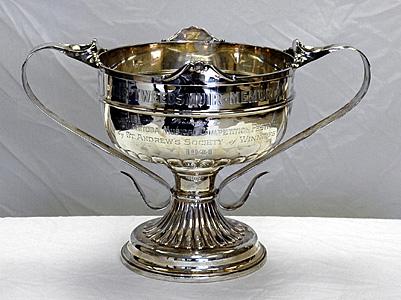 Lord Tweedsmuir Memorial Trophy