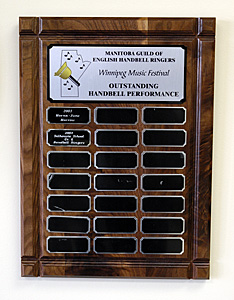 Manitoba Guild of English Handbell Ringers