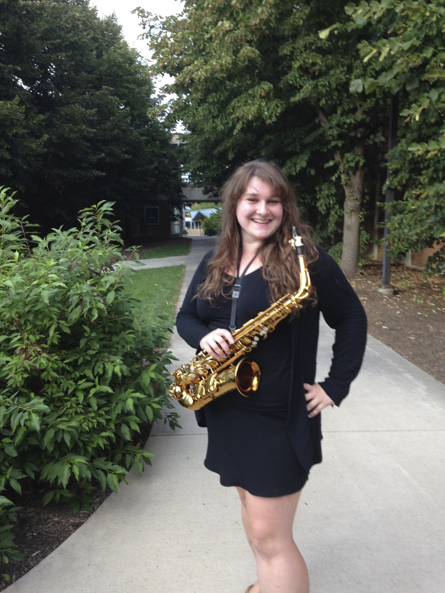emily pfeifer, psychology/ music minor  potomac, md
