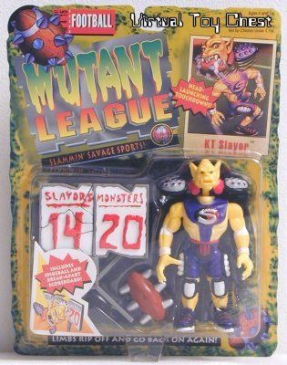 KT Slayer Action Figure