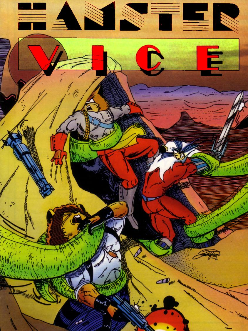 hamster vice — DIEHARD Studio