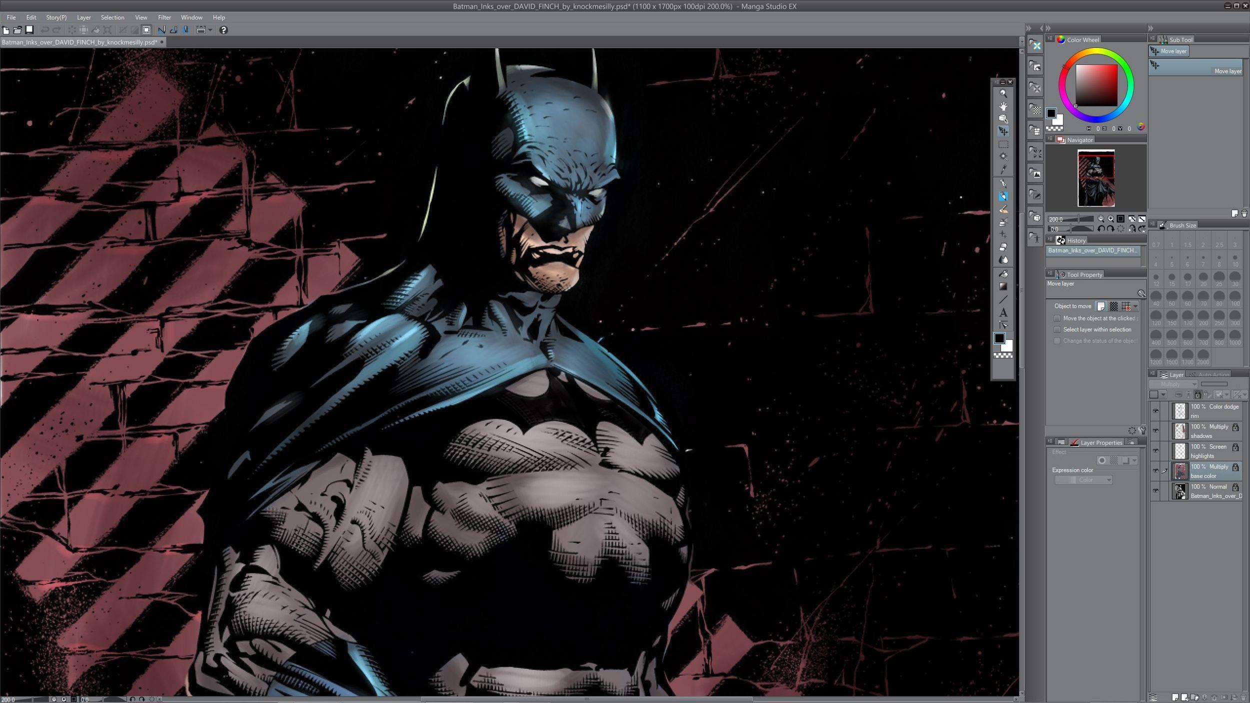 Batman highlight.JPG