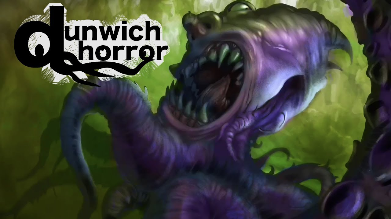 dunwich horror -