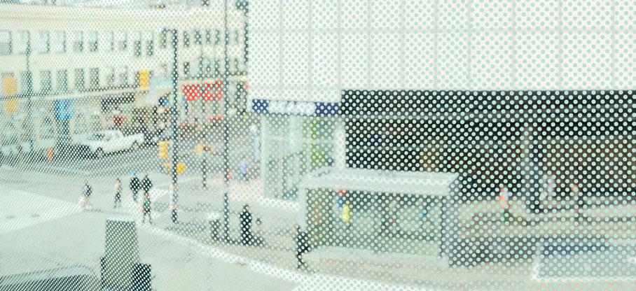 Retail WIndow View
