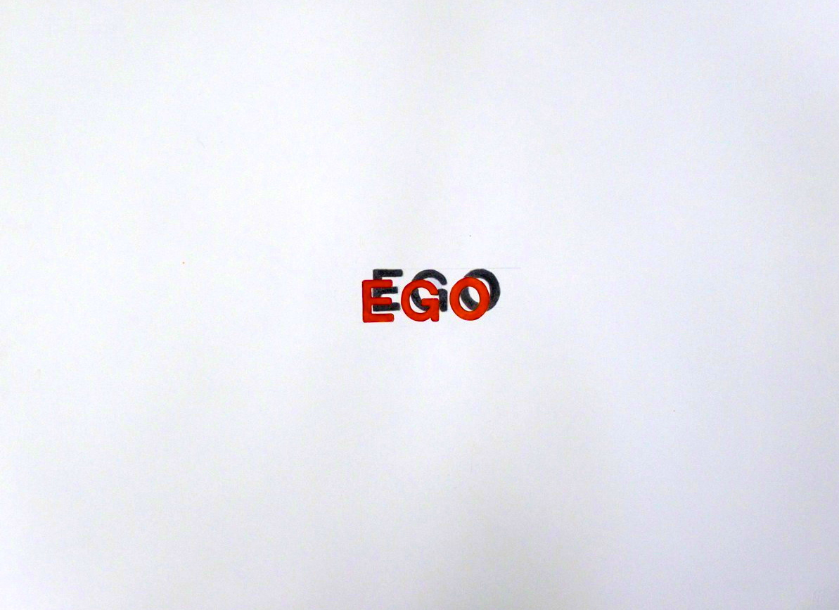 Untitled (Ego and Shadow)