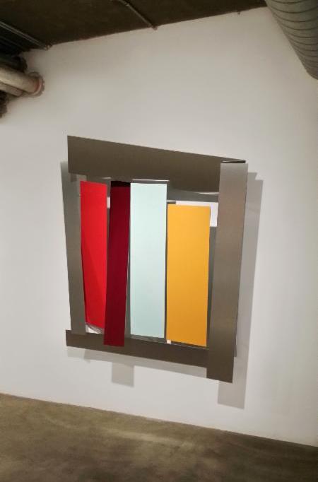 Christian Eckart,Sacra Conversazione Painting - Versione Follia, 2013