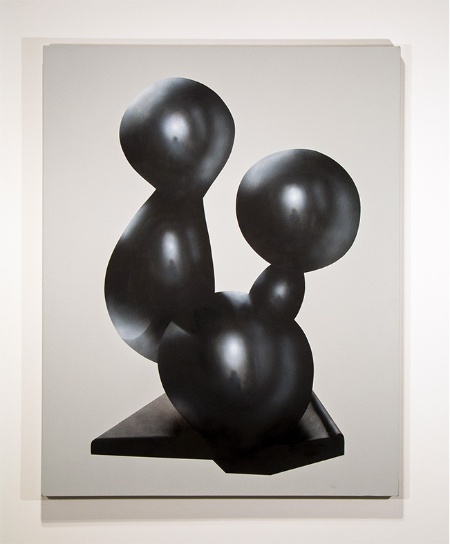 Chris Cran, The Disputed Sculpture, 2007. Courtesy of the artist and Trepanier Baer Gallery