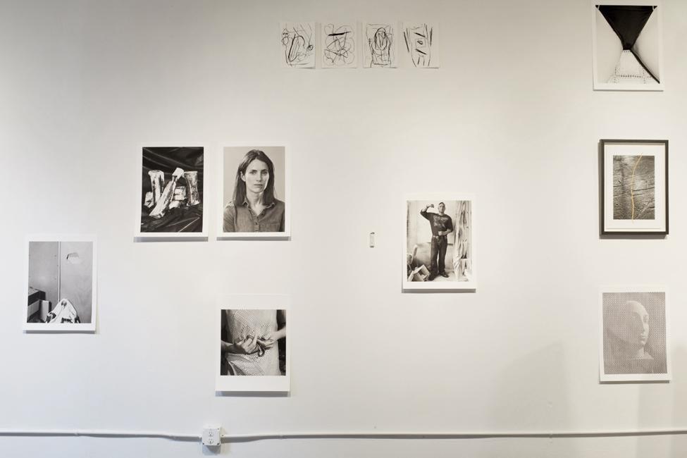 Installation view of  Das Ding at Wilding Cran Gallery