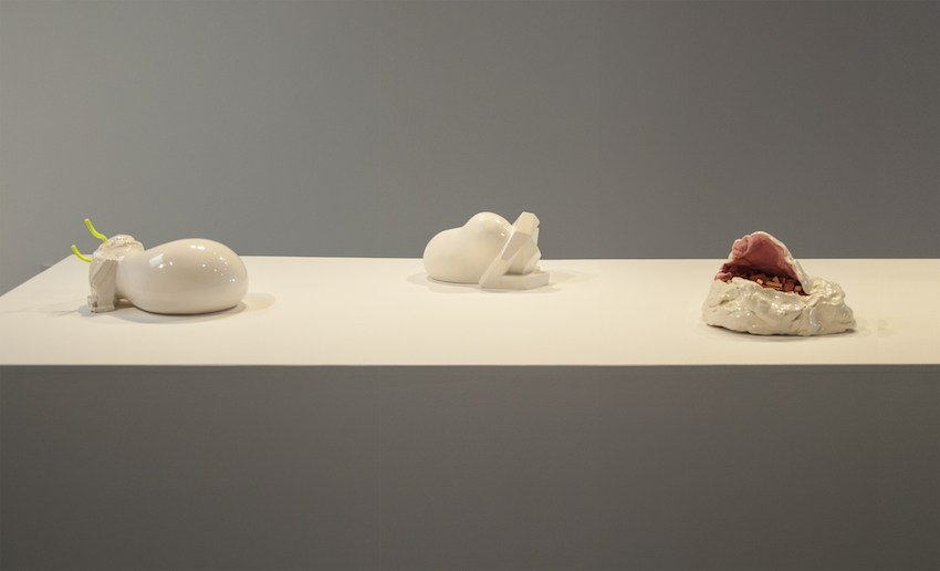 Sharon Engelstein, Ever to Find (Installation View). Image courtesy of the artist and Wilding Cran Gallery.