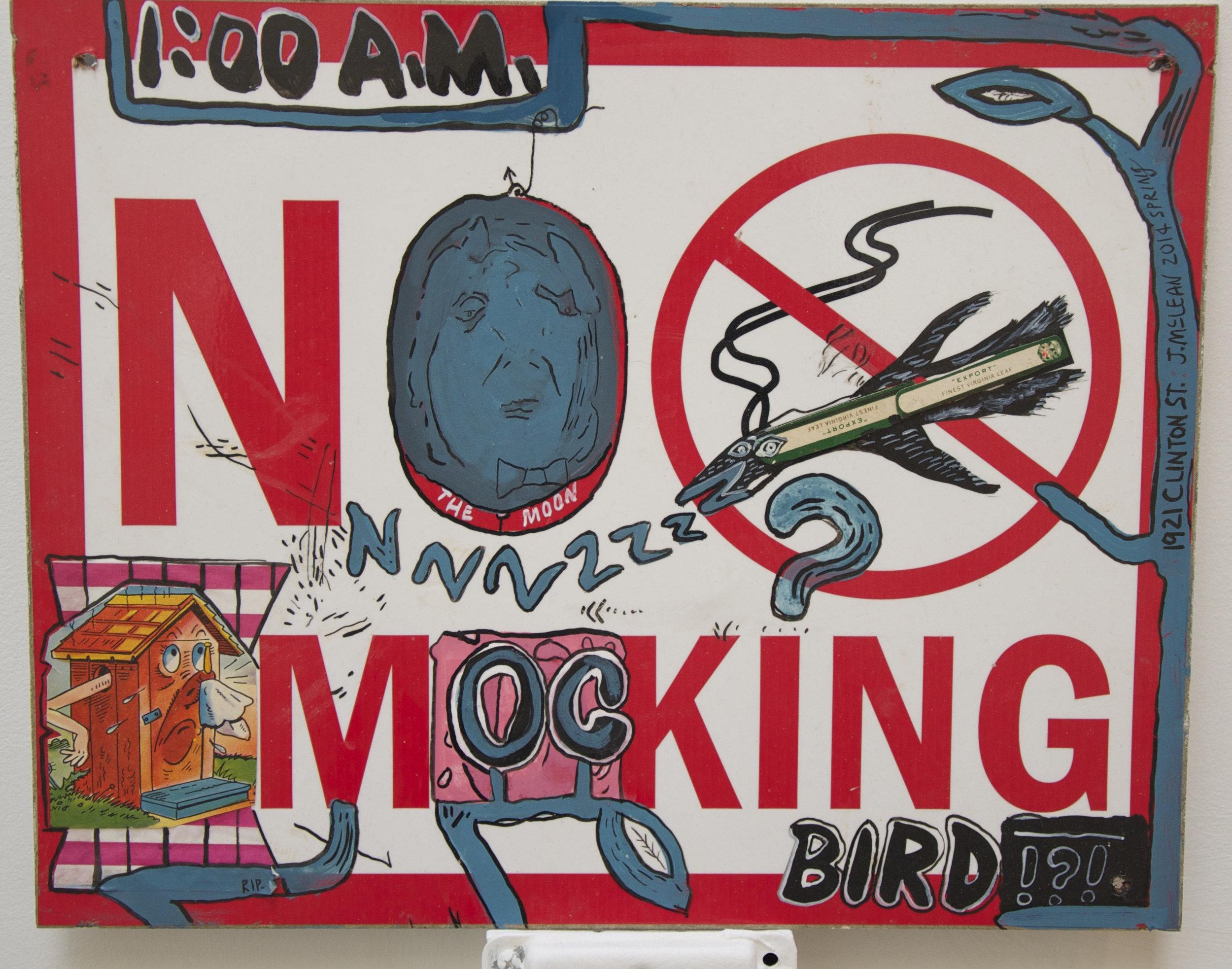 No Mocking
