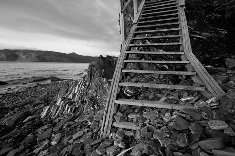 Cox's Cove (Staircase)
