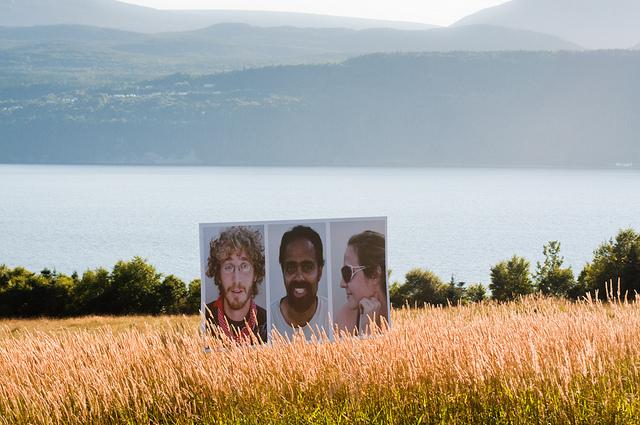 Faces: Billboards 2011