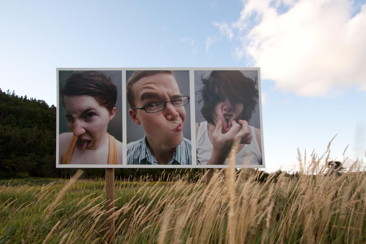 Faces (billboard)
